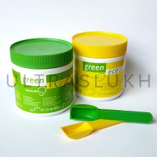 Слепочная масса DETAX, Green Eco, 2x800 г.