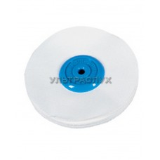 Полировальный круг с пластиковым центром Ø 100 мм
