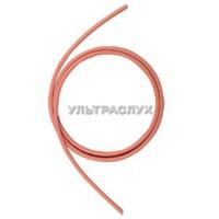 Трубка Huki-tube, 50 см, розовато-прозрачная